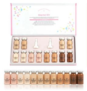 ampollas colores Stayve BB Glow