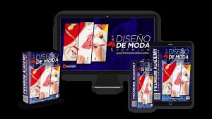 Curso online de diseño de moda